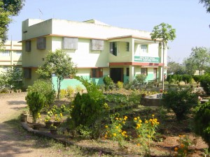 Aba Seva Sadan is the Composite Charitable Hospital at Ananda Nagar